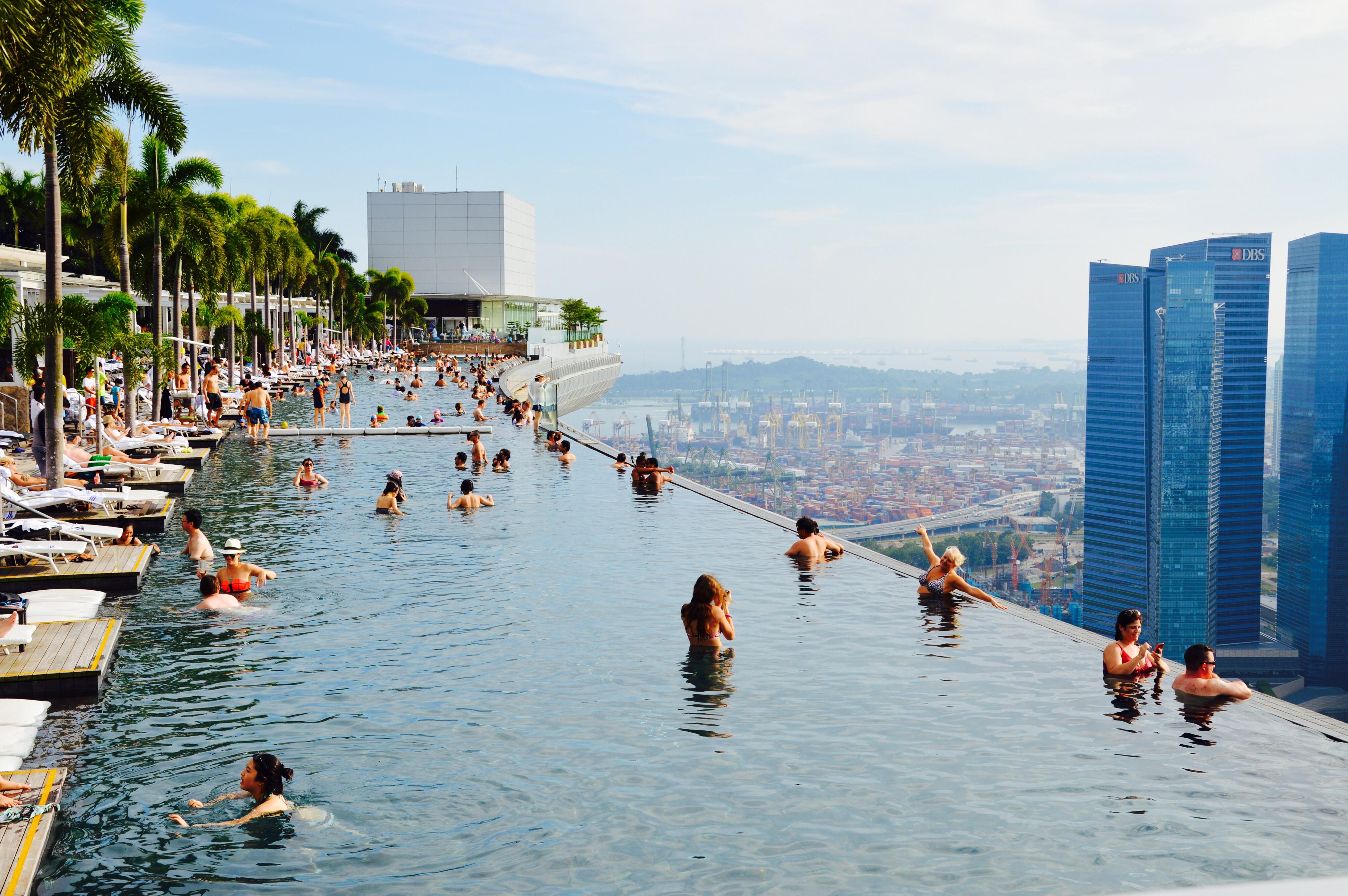 Singapore Beaches Swimming singapore – a modern pearl of se asia ...
